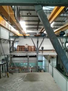 เครนไฟฟ้าโรงงาน